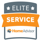 True Blue Heating and Air is a HomeAdvisor Service Award Winner